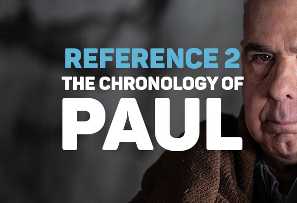 The Chronology of Paul